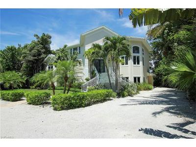 Captiva Single Family Home For Sale: 16447 Captiva Dr
