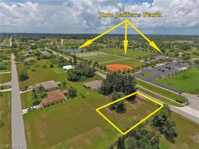 Cape Coral Residential Lots & Land For Sale: 2817 SW 3rd St