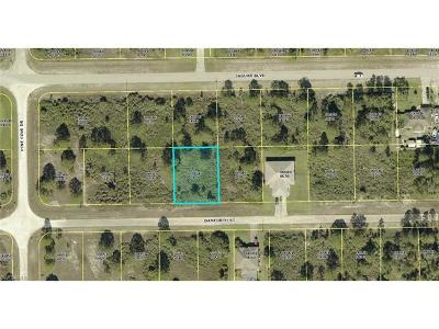 Lehigh Acres FL Residential Lots & Land For Sale: $5,500