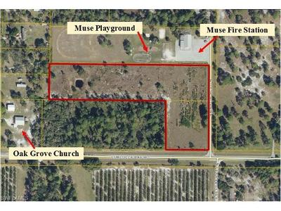 Glades County Residential Lots & Land For Sale: Rainbow Blvd
