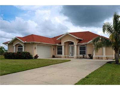 Cape Coral Single Family Home For Sale: 621 NW 37th Ave