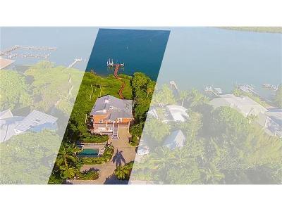 Captiva Single Family Home For Sale: 15133 Captiva Dr