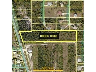 Pine Island Residential Lots & Land For Sale: 11750 Stringfellow Rd