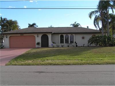 Cape Coral Single Family Home For Sale: 2214 SE 8th St