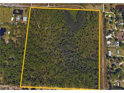 North Fort Myers FL Residential Lots & Land For Sale: $395,000