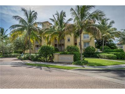 Fort Myers Beach Condo/Townhouse For Sale: 7461 Bella Lago Dr #224