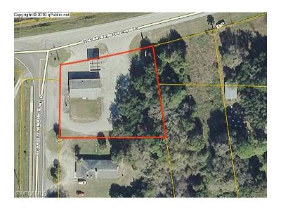 Glades County Commercial For Sale: 9835 W State Road 78