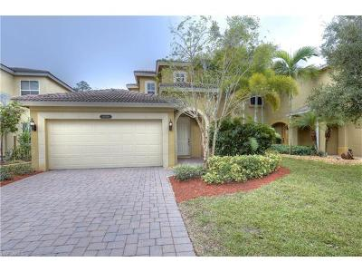 Estero Single Family Home Pending With Contingencies: 10245 South Silver Palm Dr