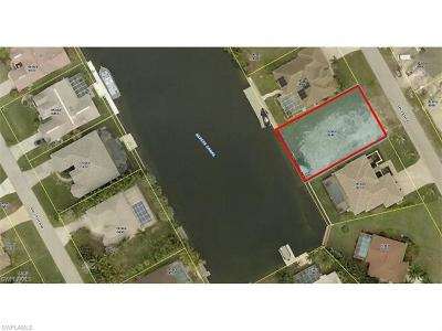 Cape Coral Residential Lots & Land For Sale: 2734 SW 28th Pl
