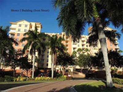 Fort Myers Condo/Townhouse For Sale: 14200 Royal Harbour Ct #501