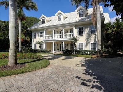 Sanibel Single Family Home For Sale: 514 Kinzie Island Ct
