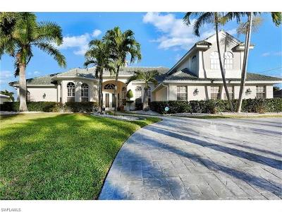 Cape Coral FL Single Family Home For Sale: $843,900