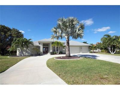 Cape Coral, Matlacha, North Fort Myers Single Family Home For Sale: 5310 SW 11th Ct