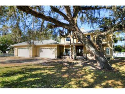 Hendry County Single Family Home For Sale: 3144 Shell Ln
