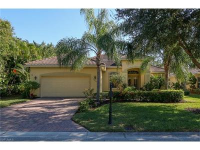 Single Family Home For Sale: 16101 Coco Hammock Way