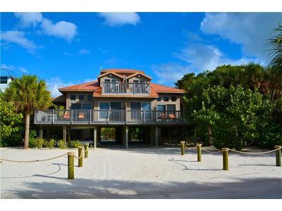 Captiva Condo/Townhouse For Sale: 541 Gulf Ln