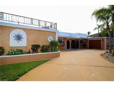 Cape Coral, Matlacha Single Family Home For Sale: 5003 Pelican Blvd
