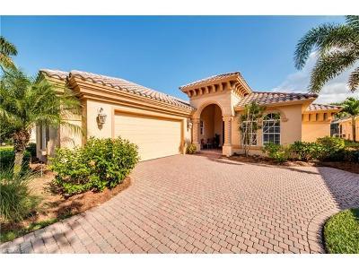 Single Family Home For Sale: 12451 Villagio Way