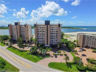 Fort Myers Beach Condo/Townhouse For Sale: 8402 Estero Blvd #204