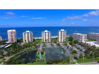 Fort Myers Beach Condo/Townhouse For Sale: 7300 Estero Blvd #608