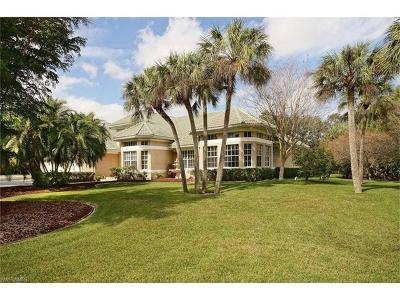 North Fort Myers Single Family Home For Sale: 12621 Treeline Ct
