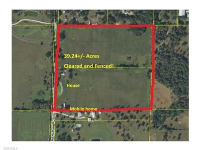 Felda Residential Lots & Land For Sale: 325 S Willis Ranch Rd