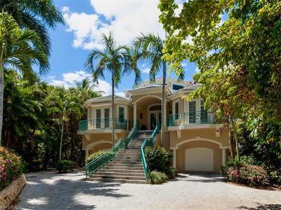 Sanibel, Captiva Single Family Home For Sale: 1304 Seaspray Ln
