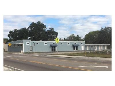Hendry County Commercial For Sale: 313 N Bridge St