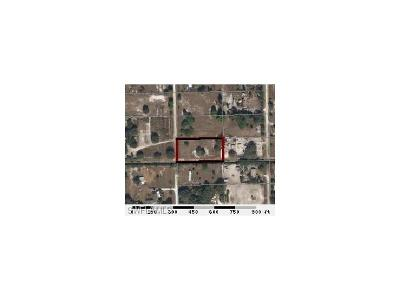 Clewiston Residential Lots & Land For Sale: 615 N Arboleda St
