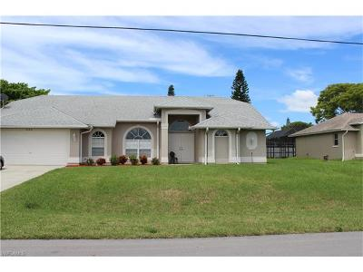 Cape Coral Single Family Home For Sale: 402 SE 18th Ave