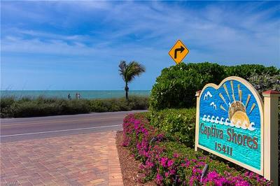 Captiva Condo/Townhouse For Sale: 15411 Captiva Dr #A8