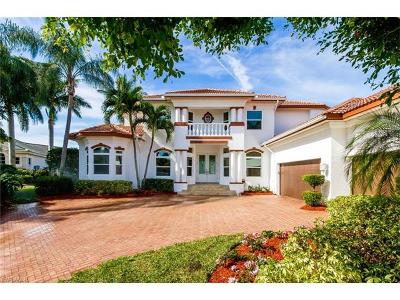 Fort Myers Single Family Home For Sale: 11270 Greensedge Landing Ct