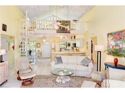 Captiva Single Family Home For Sale: 11490 Dickey Ln