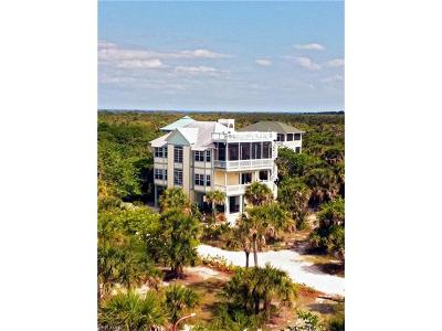 Captiva Single Family Home For Sale: 4451 Butterfly Shell Dr