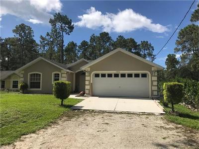 Naples Single Family Home For Sale: 2830 2nd Ave NE