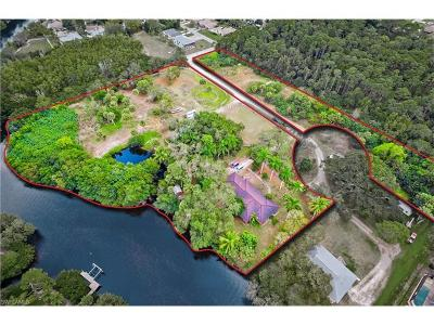 Bonita Springs Residential Lots & Land For Sale: 27263 Wisconsin St