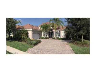 Fort Myers Single Family Home For Sale: 12825 Kingsmill Way
