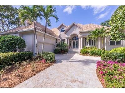 Sanibel Single Family Home For Sale: 2857 Wulfert Rd