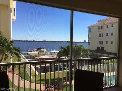 Cape Coral Condo/Townhouse For Sale: 4235 SE 20th Pl #C201