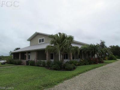 Glades County Single Family Home For Sale: 13299 State Rd. 80