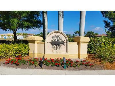 Tarpon Estates, Tarpon Gardens, Tarpon Landings, Tarpon Point Marina Residential Lots & Land For Sale: 6081 Tarpon Estates Blvd