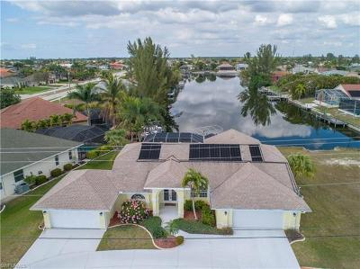 Cape Coral Single Family Home For Sale: 2403 Beach Pky W