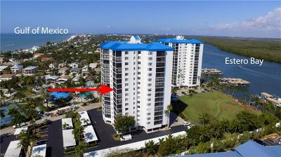 Condo/Townhouse For Sale: 4745 Estero Blvd #802
