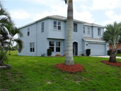 Cape Coral Single Family Home For Sale: 1827 NE 15th Pl
