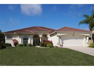 Cape Coral Single Family Home For Sale: 4822 SW 20th Ave