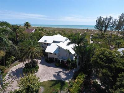 Sanibel Single Family Home For Sale: 1320 Seaspray Ln