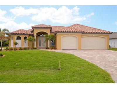 Cape Coral FL Single Family Home Pending With Contingencies: $479,000