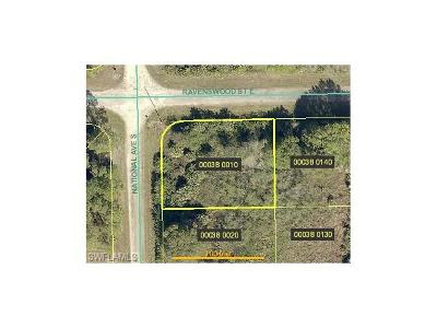 Lehigh Acres Residential Lots & Land For Sale: 141 National Ave S