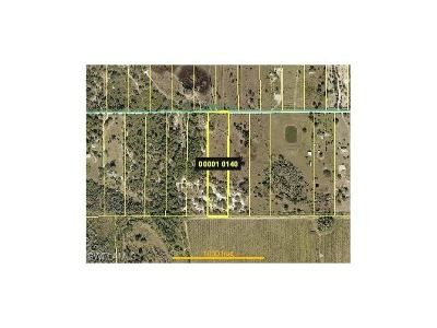 Fort Myers FL Residential Lots & Land For Sale: $86,900