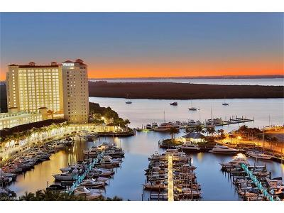 Tarpon Point Marina Condo/Townhouse For Sale: 6081 Silver King Blvd #301